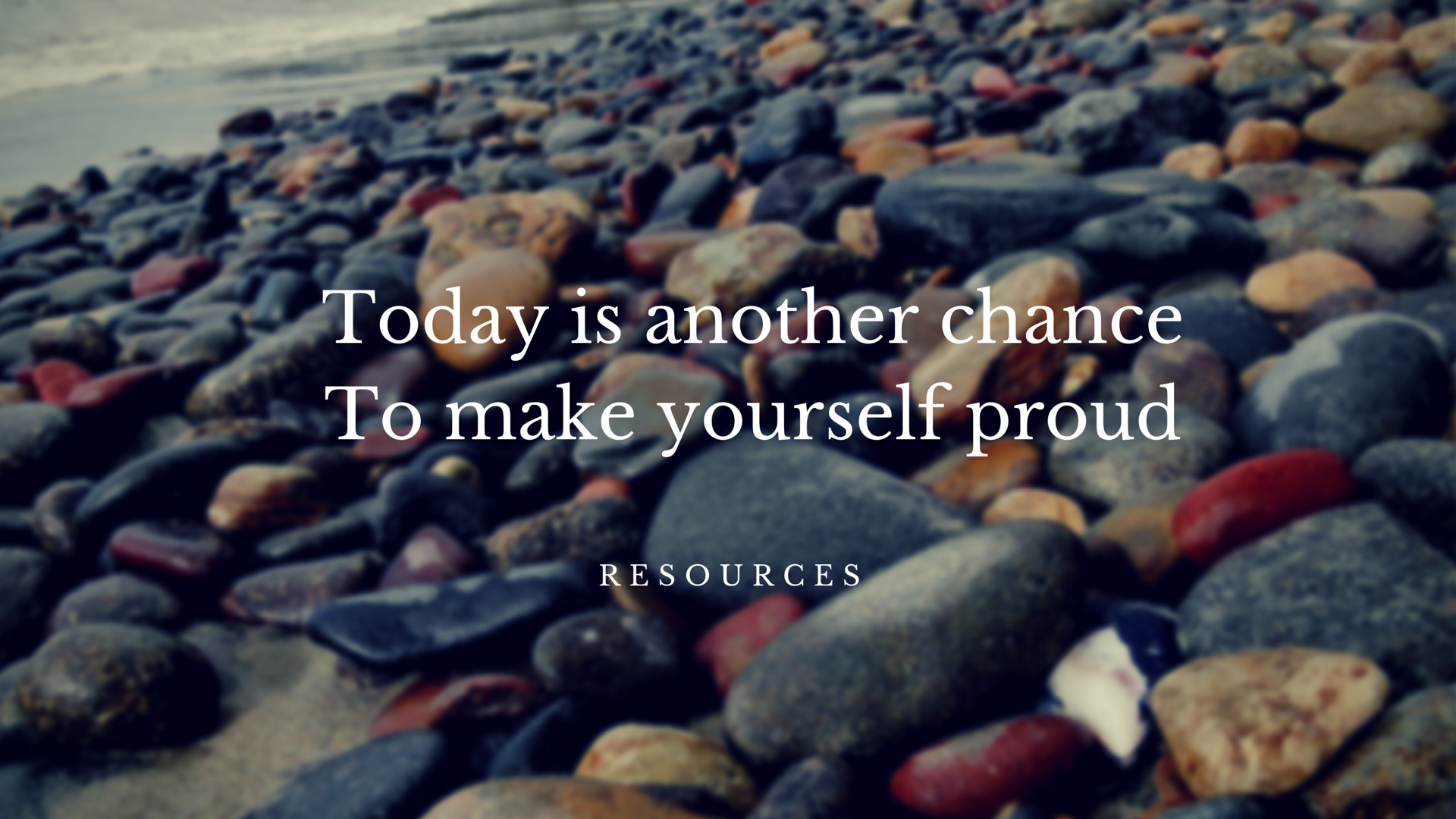 Make yourself proud_Revolution_Recovery