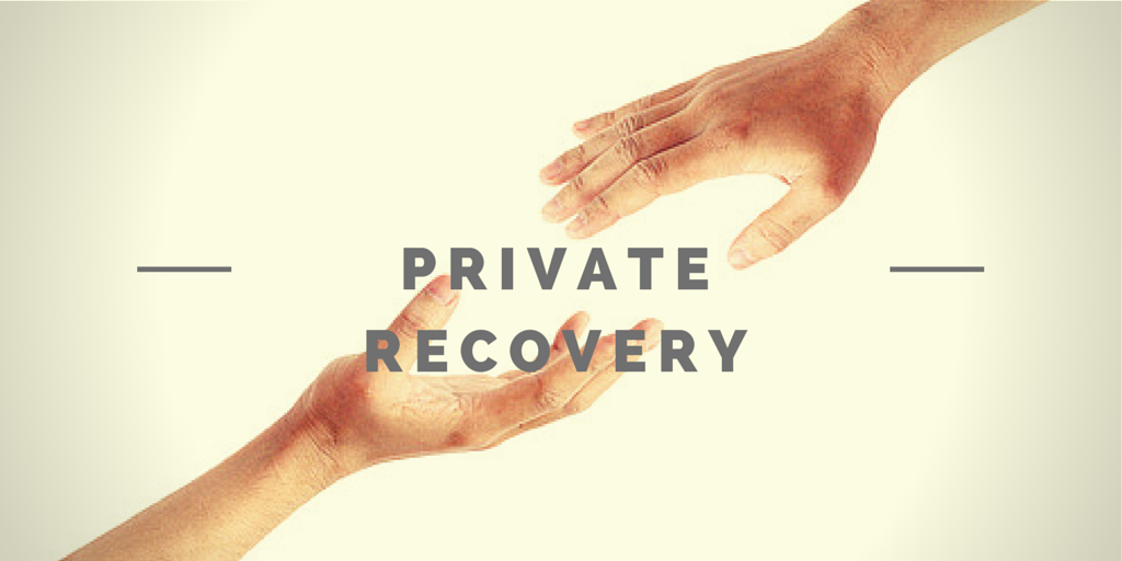Private recovery