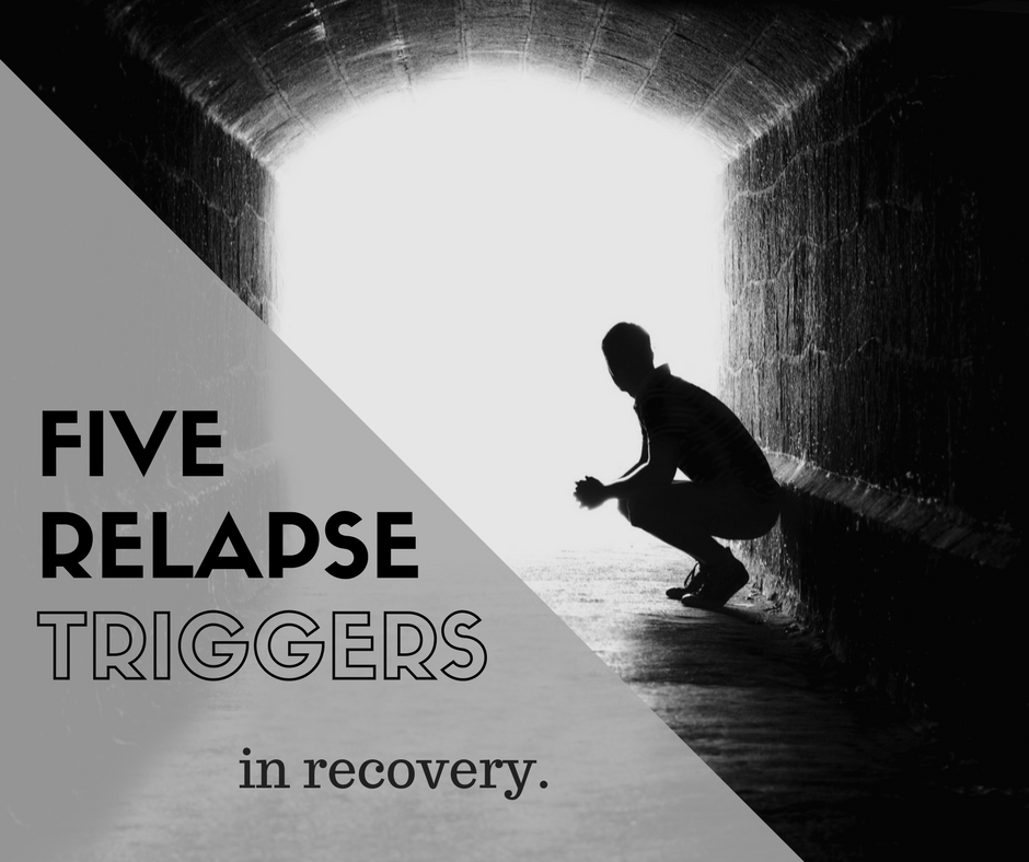 "Relapse Triggers: Recognizing and Avoiding the ""Slip""."